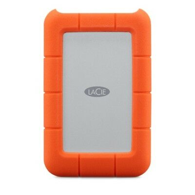 LaCie - Rugged - USB C - USB 3.0  - 2 TB - NEU