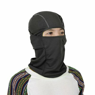 Breathable Face Mask Quick Dry Outdoor Tactical Motorcycle Cycling UV Protect ZJ
