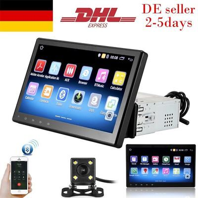 """10.1"""" autoradio rds android GPS Navi bluetooth 1din 1080P  Touch Screen wifi usb"""