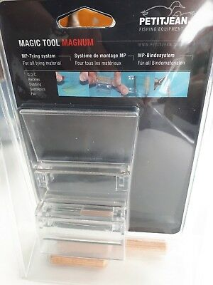 Petitjean Magic Tool Magnum   Fly Tying Tools