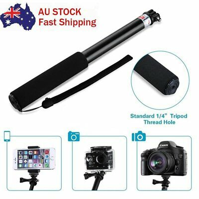 Selfie Stick Pole Handheld Mout Waterproof Monopod for Sports Camera Action Cam