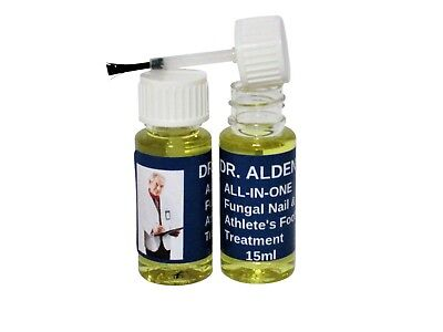 Dr.alden's Fungal Nail & Athlete's Foot All--In--One Treatment Buy 1 Get 1 Free