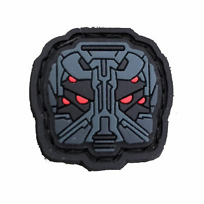 PoE AI 3d PVC Patch TACOPSGEAR altered Carbon Mr