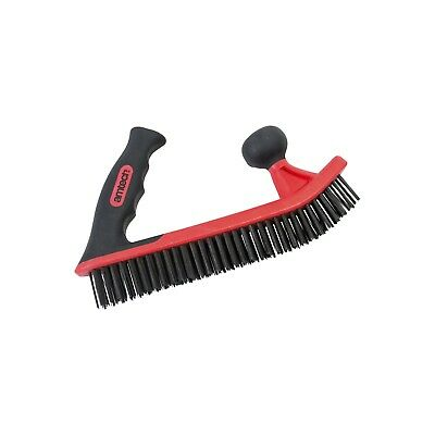 Am-Tech Double Handle Wire Brush