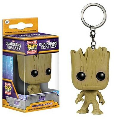 Pocket POP Keychain: Guardians of the Galaxy - Groot Collect Funko! Funko New