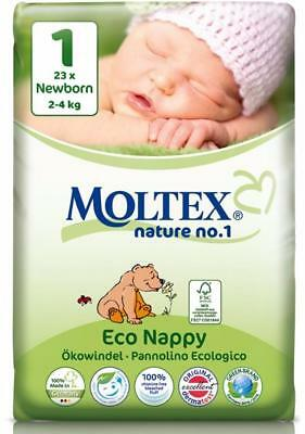 Moltex Nature Diapers (Size 1)