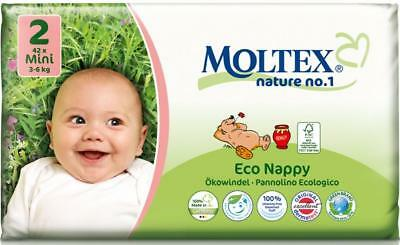 Moltex Nature Diapers (Size 2)