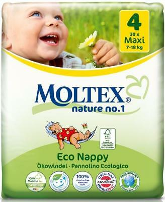 Moltex Nature Diapers (Size 4)