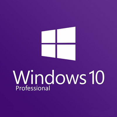 windows 10 professional plus licence key instant delivery 32/64 bit