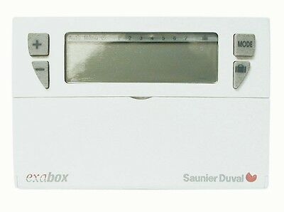 SAUNIER DUVAL - Thermostat d'Ambiance Exabox 0020076391 NEUF