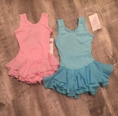 Liberts skirted ballet / dance leotard - NEW - child XS and Small
