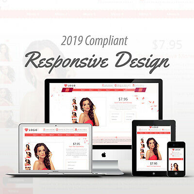 2018 Compliant Mobile Responsive eBay Auction Listing Template Beautiful Beauty