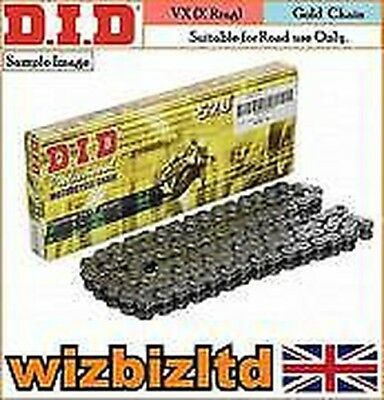 Black Heavy Duty Motorcycle Chain Yamaha YZF-R125 2008-15 CHH428132