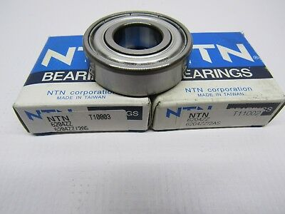 "NEW NTN BEARING 6204ZZC3//L627 6204Z /""LOT OF 3/"""