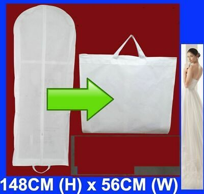 Extra Large Wedding Dress Bridal Gown Garment Cover Storage Bag