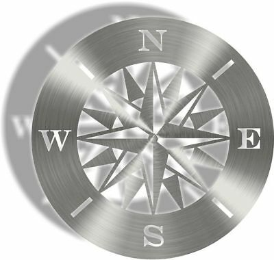 DXF CNC dxf for Plasma Marinars Compass Home Decor Beach Ocean