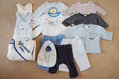 Baby Boys 00 3-6 Months Clothes Winter Rompers Pants