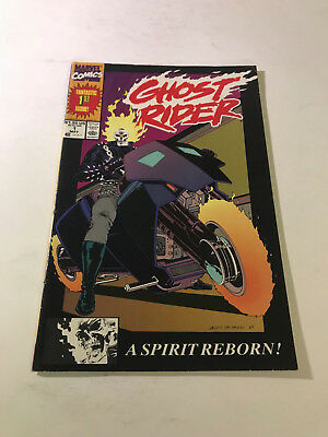Ghost Rider #1 Comic Book 2nd Printing 1st Appearance of Danny Ketch Marvel
