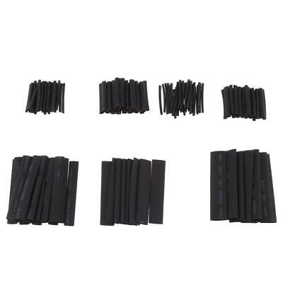 127 Pcs Kit De Assortiment De Tubes De Gaine Thermorétractable Résistant