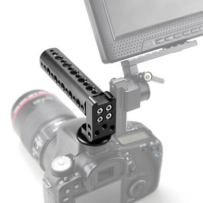 SmallRig Double Cold&Hot Shoe Cheese Handle Grip Quick Release For DSLR Camera