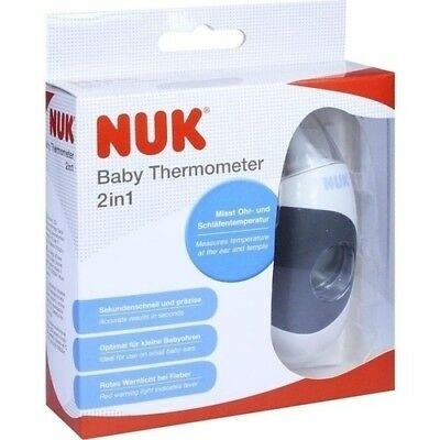 NUK Baby Thermometer 2in1 1 St MAPA GMBH