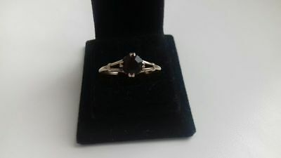 Soviet Vintage Ring of the USSR silver