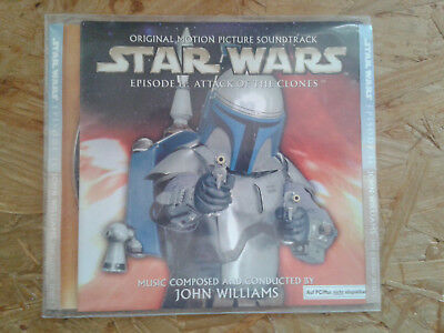 Star Wars Episode II: Attack of the Clones - Soundtrack - Limited Edition