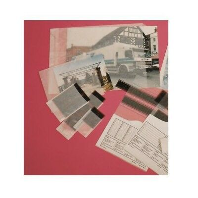 """Kenro Negative Bags 10.5x12.5 for 10x12"""" Pack of 500 (NB010)"""