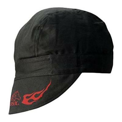 Revco Revco Bc5w-Bk Armor Cotton Welding Cap 100% Cotton Double Layer US SELLER