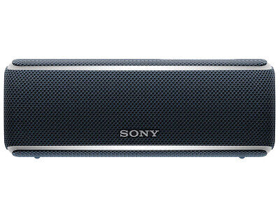 Sony SRS-XB21 Portable Wireless Bluetooth Speaker (Black)