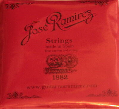 Jose Ramirez Guitar Strings High tension set ,Made in Spain