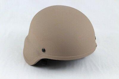 USI Operator 1 Full Cut Ballistic Helmet Tan Medium # H-NBW-221-PS-TN