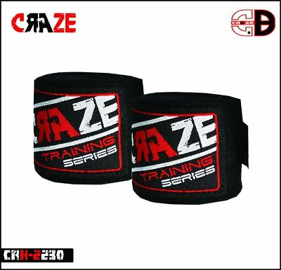 AZ New 4 and 4.5 meter Hand Wraps MMA Boxing Inner Gloves Wrist Protection 1532