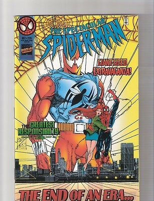 Marvel Comics USA the Spectacular Spider-Man # 229 Vol. 1/1995 Special Cover