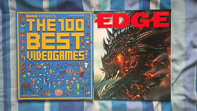 Edge Magazines Issues 1 ( The Best 100 Videogames ) + 222