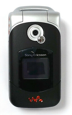Sony Ericsson Walkman W300i - black GSM Unlocked Quadband Flip Camera Phone ,