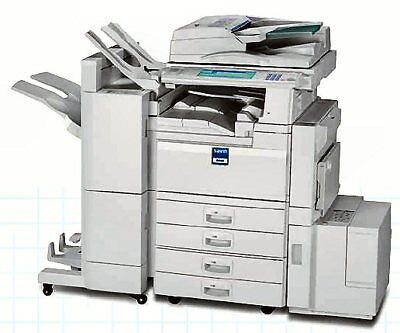 Savin 8035e Copier/Printer/Fax