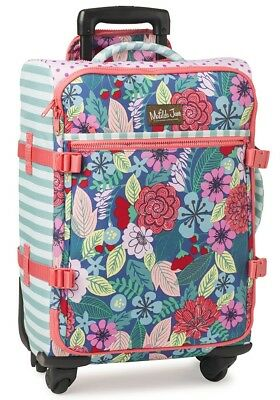 Nwt Matilda Jane Happy Trails Suitcase Camp Mjc