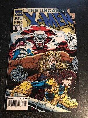 Uncanny X-men Annual#18 Incredible Condition 9.2(1994) Wow!!