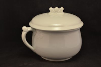 Reproduction Ironstone chamber pot ND3196