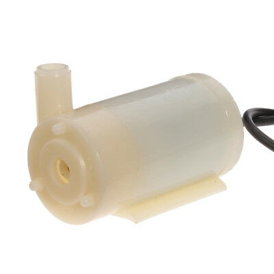 Mini Submersible DC Motore Pump 3V 120L/H Low Rumore Max Lift