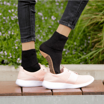 3X Glucology® Diabetic Socks | Available in black and white | For Men and Women