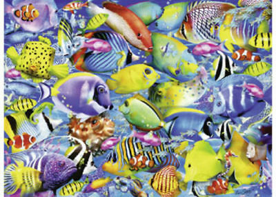 Ravensburger Tropical Traffic 500 piece Jigsaw Puzzle