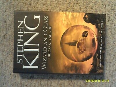 Dark Tower: Wizard and Glass Bk. 4 by Stephen King (2003, Hardcover)