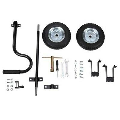 Universal Generator Portable Wheel Kit Inneverflat Tires Fits DS4000S XP4000S