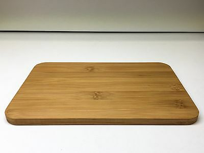 BRAND NEW SUPER HIGH QUALITY 23 x 15cm WOODEN TIMBER CHOPPING BOARD RRP$17.99