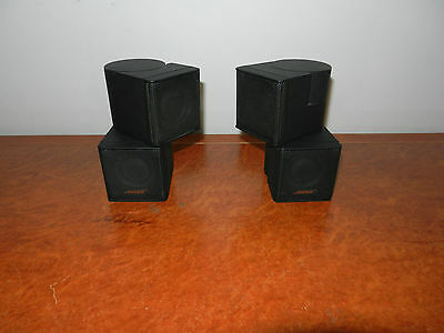 """Bose Jewel Cube Speaker x2 """"Genuine Made by Bose"""" Free Express Post"""