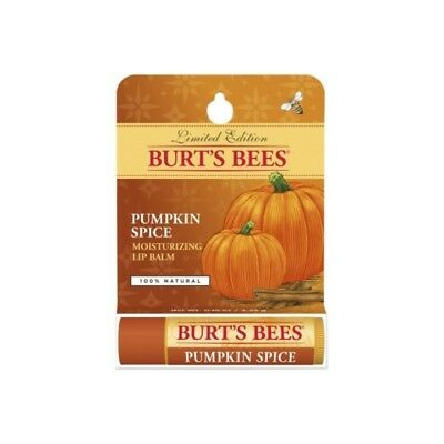 Burt's Bees Limited Edition Lip Balm  Pumpkin Spice .15oz
