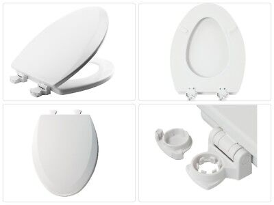 Tremendous Bemis Lift Off Plastic Elongated Toilet Seat 44 99 Picclick Gmtry Best Dining Table And Chair Ideas Images Gmtryco
