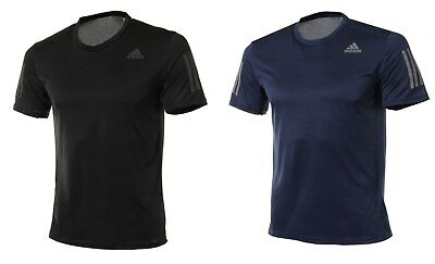 Adidas Men Pick-up S//S Shirts Black Running Basic Jersey Top Tee Shirt CE6937